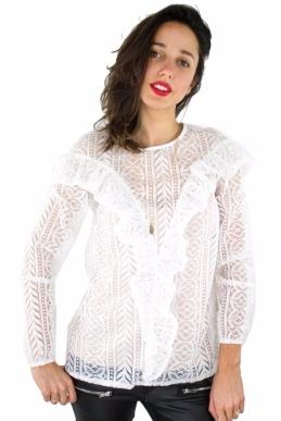 blouse-dentelle-a-volants-blanche