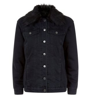 black-faux-fur-collar-denim-jacket